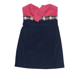 12 Lilly Dress starfish